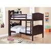 Parker Bookcase Bunk Bed 460442(CO)