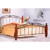 Sandy Black Metal Queen Size Head/Footboard 4677 (CO)