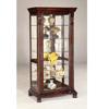 Curio Cabinet in Cappuccino 4715(CO)