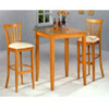 Bar Set In Natural Maple Finish 4927/4938 (CO)