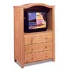 Madison Collection T.V. Armoire 5096 (CO)