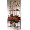 Dirty Oak Finish Bakers Rack 5424 (CO)