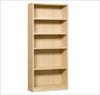 Wall Street Maple Bookcase 554 (NX)