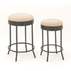 Awesome Metal Stool (Set Of 2) 55776(OFS)