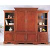 3-Piece Set TV Armoire In Cherry Finish 5820_(IEM)
