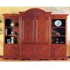 3-Piece Set TV Armoire In Cherry Finish 5822_ (IEM)