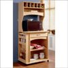 Delissio! Microwave Cart 598 (MSI)
