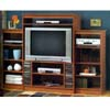 Entertainment Unit In Oak Finish 6011 (CO)
