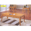 3 Pc Oak Coffee/End Table Set 6169 (A)
