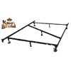 Queen/Full/Full XL/Twin/Twin XL Metal Bed Frame B9003(KBFS)