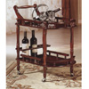 Solid Wood Serving Cart 6301(TOPFS)
