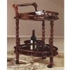 Solid Wood Serving Cart 6302(TOPFS)