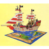 Pirate Ship Activity Set 63204 (KK)