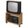 Oak Finish T.V. Stand 6332 (CO)
