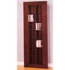 Leaning CD/DVD Bookcase 700053 (CO)