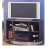 TV Stand In Cappuccino Finish 700600 (CO)