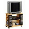 Combination CD/T.V. Cart With Storage 7087 (CO)
