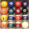 Pool Table Billiard Ball Set SFELS-002(AZFS)