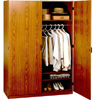 Ameriwood 48-Inch Wardrobe In City Oak 9155(AZFS329)