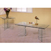 Glass Top Coffee Table 720038 (CO)
