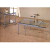 Glass Top Coffee Table 720088 (CO)