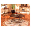 Brown Finish Occasional Tables 72011_ (CO)