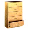 5-Drawer Chest 7222 (TOP)