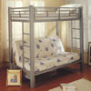 Twin/Full Bunk Bed 7399(CO)