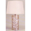 Silver Table Lamp 746 (WD)