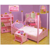 Princess Toddler Cot 76121 (KK)