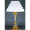 Crystal/Brass Lamp 785 (WD)