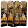 4-Panel Vase Painting Screen 7947 (ITM)