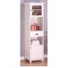 Wood Bathroom Cabinet 8001_4 (CO)
