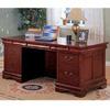 Cherry Finish Louis Phillipe Office Desk 800291 (CO)