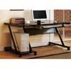 Computer Desk In Black Finish 800351 (CO)
