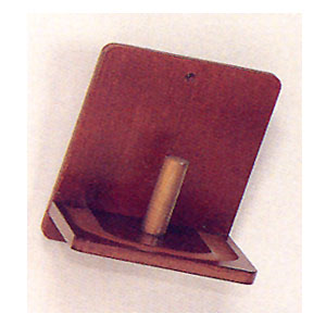 Wood Cone Chalk Holder 800W (TE)