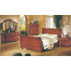 Fern Gully Sleigh Bedroom Set 809_ (A)