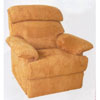 Charlotte Microfiber Fabric Recliner Chair 8124 (A)