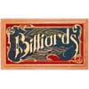 Billiard Mirror Sign 8200 (TE)