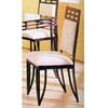 Chair With White Seat 8216 (A)