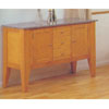 Solid Granite Top Server 8508 (A)
