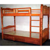 Solid Wood 3 In. Bunk Bed 8870 (CG)