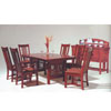 7-Piece Church Mission Dinette Set 8950 (A)