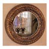 Bevelled Mirror in Dark Bronze Frame 900208 (CO)