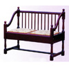 Love Seat With Storage 9010 (PJ)