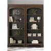 Brown Cherry Bunching 5-Shelf Bookcase 901-HO201