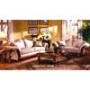 Pecan Living Room Set 907_ (ML)
