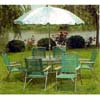 8-Piece Folding Patio Set 91170 (LB)