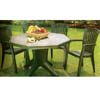 5-Piece Olimpo Table Set 9253_ (LB)