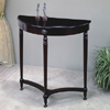 Traditional Cherry Finish Console Table 950064(CO)